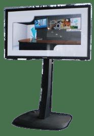 103 Zoll Plasma Display mit Screenstalker