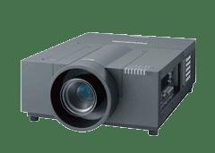 Der Panasonic PT EX12K 12.000 ANSI Lumen LCD XGA Projektor kann in Kombination mit Hellraumleinwänden als Tageslichtprojektor verwendet werden.