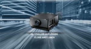 Auswahlslider Projektionstechnikvermietung und Verkauf