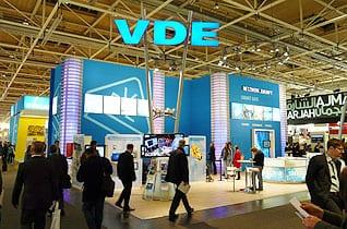 VDE HMI Hannover Messe 2013 Touchdisplays