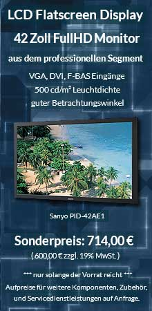 Angebot-42-Zoll-LCD-Monitor PID-42AE1