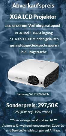 Offerte Samsung-SP-L250W