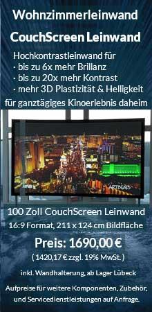 Audio display leinwand beamer verleih veranstaltungstechnik mieten sh hh - Couchscreen leinwand ...