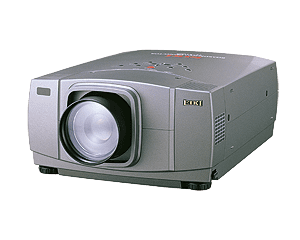Eiki LC-X1100 XGA LCD Videobeamer mit 4100 ANSI Lumen und Wechselobjektiv.