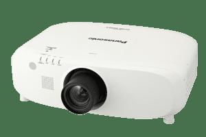 Der Panasonic PTEZ580 WUXGA LCD Projektor ist bestens für den Einsatz in Besprechungsräumen, Sitzungsräumen und Schulungsräumen geeignet.