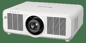 Der Panasonic PT MZ 670 LCD 6.500 ANSI Lumen WUXGA Laser Projektor überzeugt mit satten Farben und einer sehr scharfen Darstellung.