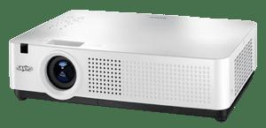 Sanyo PLC XU4001 LCD XGA Videobeamer für Hochzeitsfeiern, Konfirmationen, Geburtstagsfeiern und Verlobungsfeiern.